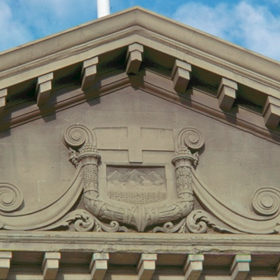 Court House - detail