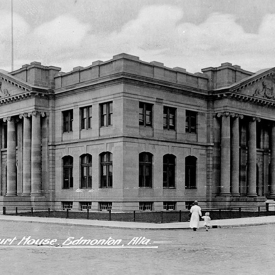 Court House - 1912