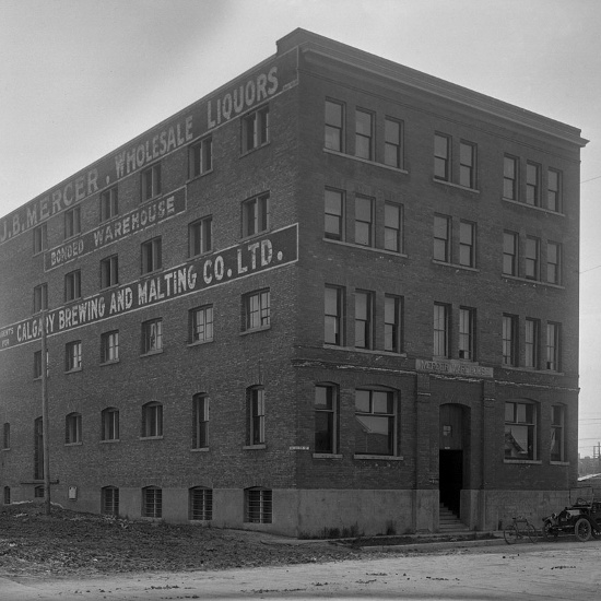 Mercer Wholesale, 1914