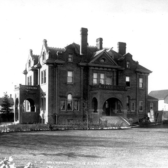 William Paskins Residence